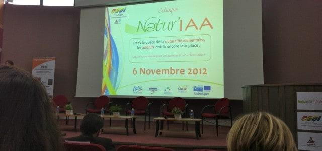 """Colloque Natur'IAA : la """"naturalité"""" a un prix"""