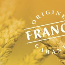Des ingrédients issus du blé français obtiennent la garantie d'origine.