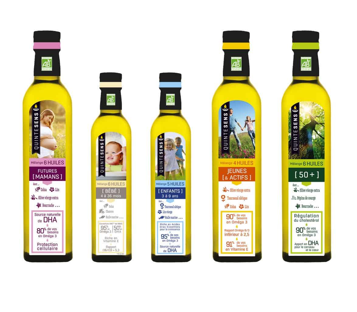 La segmentation comme voie d'innovation pour les huiles bio