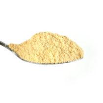 Des poudres de lécithines Bio soja et tournesol sur support
