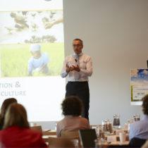 Les défis de l' alimentation durable soulevés au Sustainable Foods Summit Europe 2014