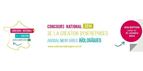 Concours National de la Création Agroalimentaire Biologique : inscriptions jusqu'au 31 octobre