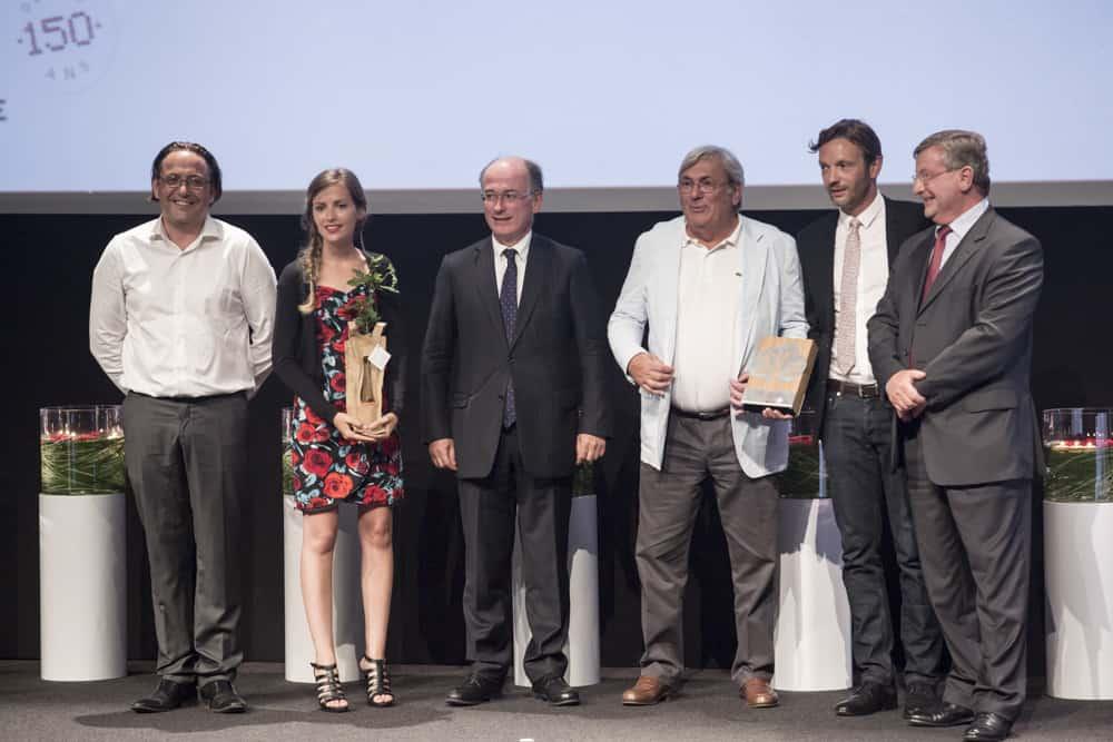 Aromatech remporte le Trophée du Développement à l'International
