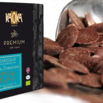 L'Excellence du Chocolat Bio équitable pour les pros du chocolat et de la pâtisserie !