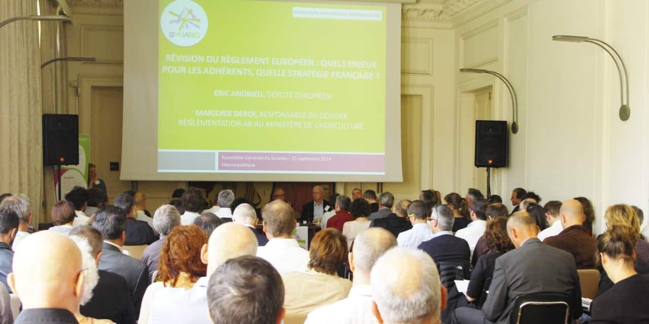 Réglementation et qualité du bio au cœur de l'AG du Synabio