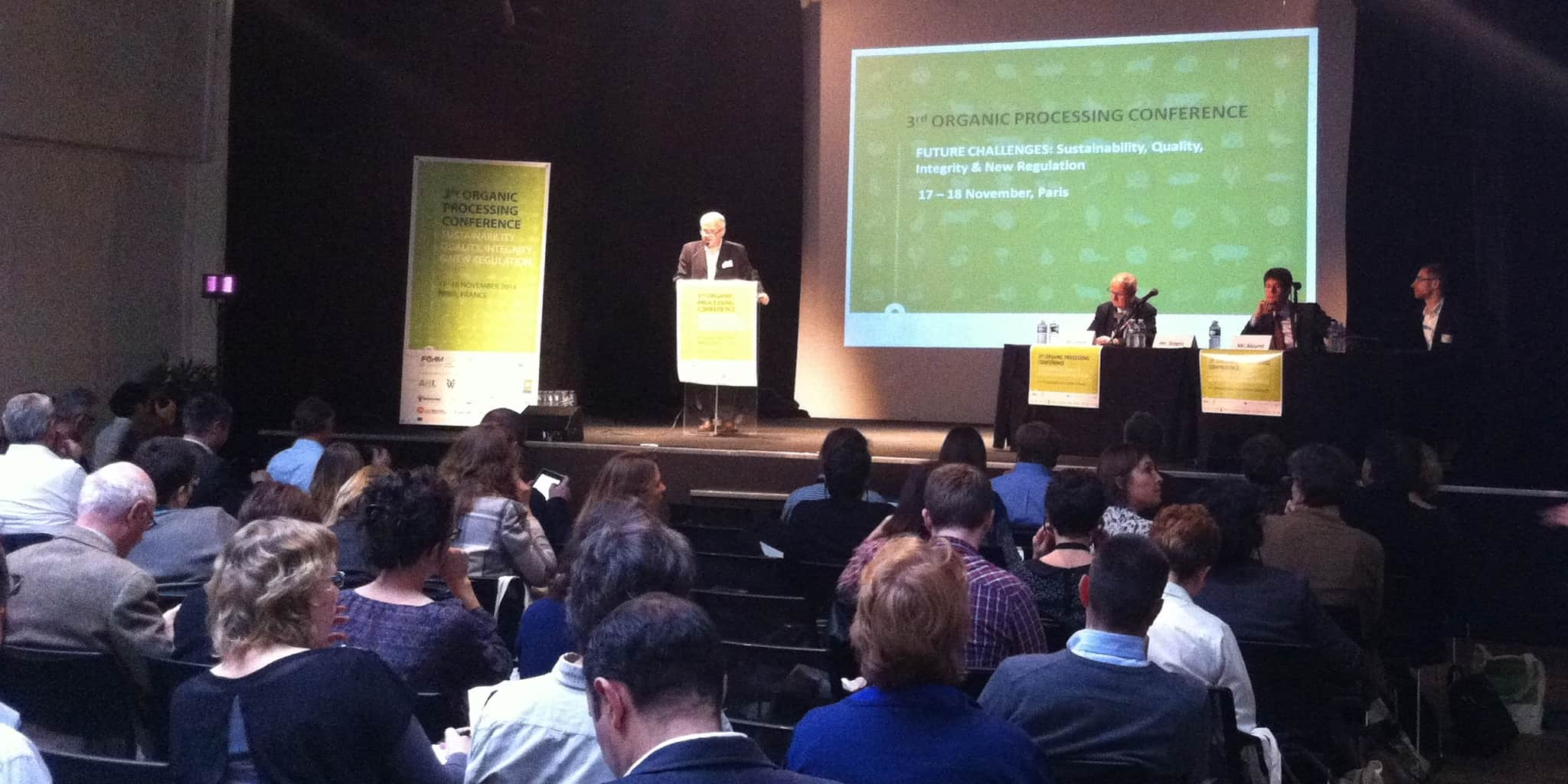 L'avenir de la transformation bio discuté à la Conférence IFOAM Europe