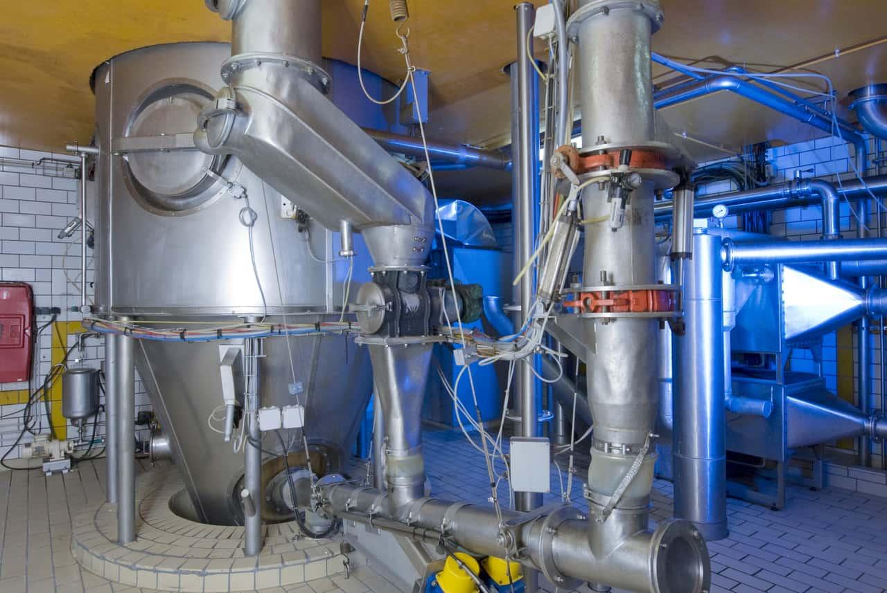 I- Procédé de séchage du lait en poudre et impact sur sa qualité