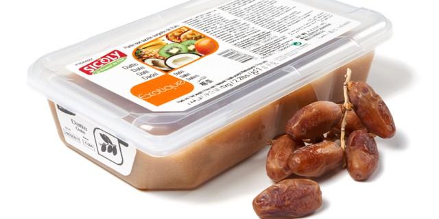 Purée de dattes bio SICOLY® :? pour des recettes aux saveurs orientales