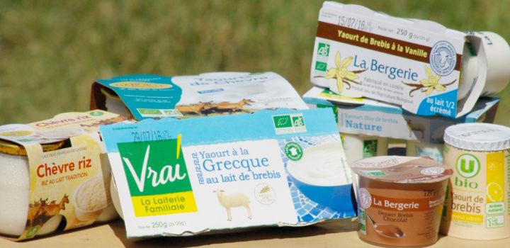 Lait de brebis ou lait de chèvre : un levier pour l'innovation au rayon ultra-frais bio
