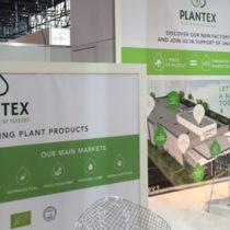 Nouvelle usine Plantex dévoilée au salon Vitafoods