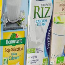 L'ajout de calcium issu d'algue dans les boissons végétales contesté en Allemagne