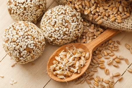 """Les graines germées, le """"nouvel"""" ingrédient innovant des produits transformés bio ?"""