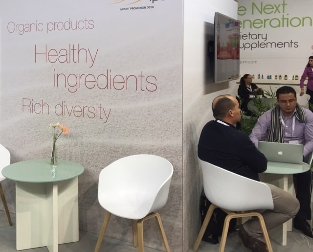 Salon hie 2016 les ingr dients sant bio se d voilent for Salon bio paris 2016