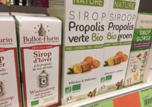 produits à base de propolis