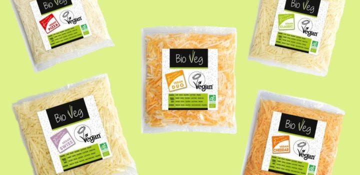AB Technologies étend sa gamme vegan d'alternatives au fromage industriel