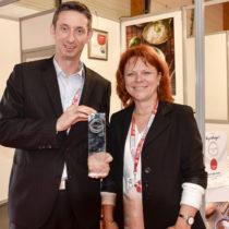 Le Coq Noir, lauréat des Trophées de l'Innovation CFIA2017 pour ses Variantes de Légumes.