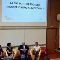 Table Ronde : La bio fait-elle évoluer l'industrie agroalimentaire ?