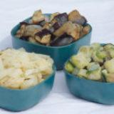 Les légumes bio grillés au four de FRDP pour innover au rayon Surgelés