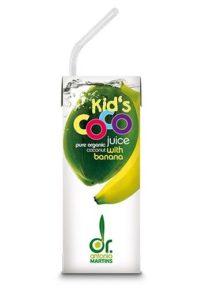 Boisson eau de coco