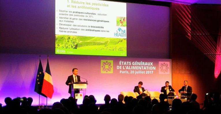 Etats généraux de l'alimentation : les entreprises de la bio mobilisées et forces de proposition