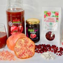 Tendance : La grenade, le superfruit qui booste vos produits bio