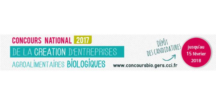 6ème édition du Concours National de la Création Agroalimentaire BIO : les candidatures sont ouvertes