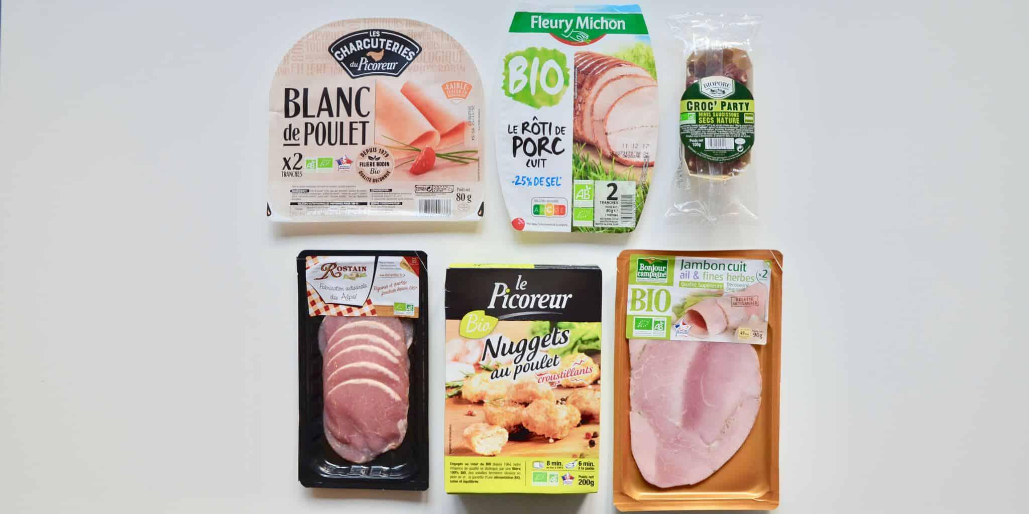 Tendance : La réponse des produits carnés élaborés bio face à l'engouement végétal