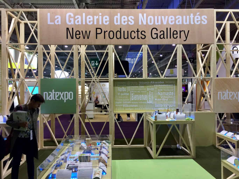 Galerie des Nouveautés, Natexpo 2017