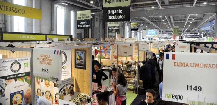 Cap sur Natexpo 2018 : nouvelle édition à Lyon pour le Salon « éclaireur des bio-tendances »