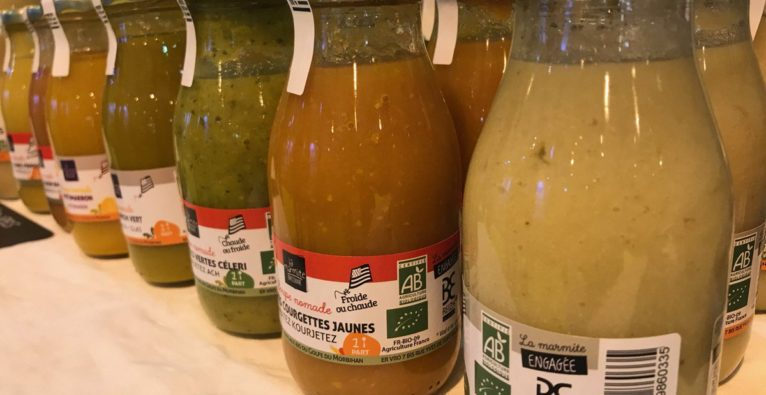 La Marmite Bretonne récompensée pour son bocal connecté… aux producteurs