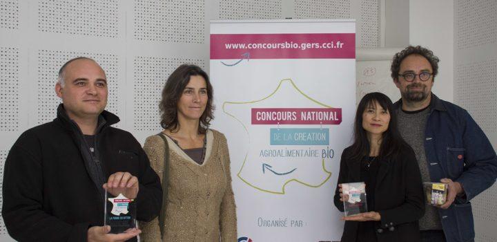 Un cru exceptionnel pour la 6ème édition du Concours National de la création agroalimentaire BIO !