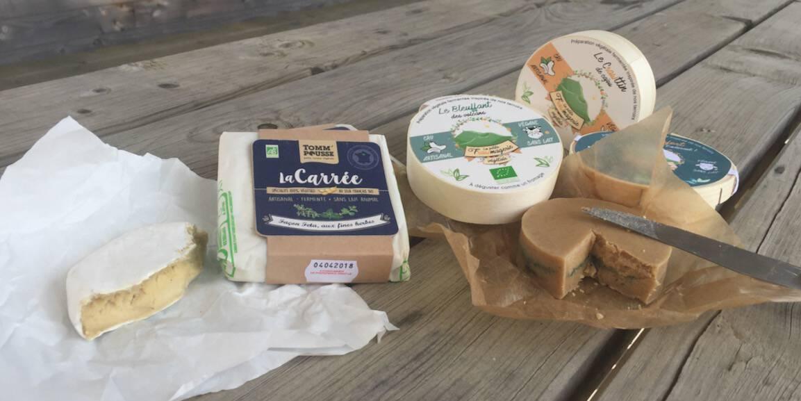 Concours national de la création agroalimentaire BIO : Les fromages végétaux raflent la mise !