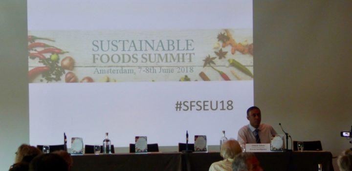 Sustainable Food Summit : Haro sur le plastique !