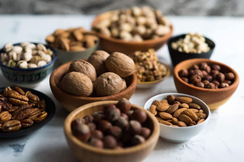 Fruits à coque : Les filières bio au beau fixe