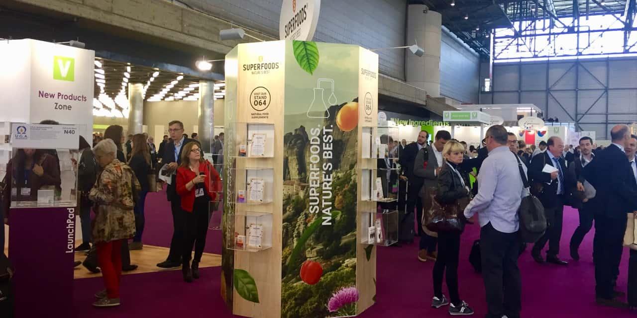 Vitafoods 2018 : l'offre bio devient de plus en plus pointue…