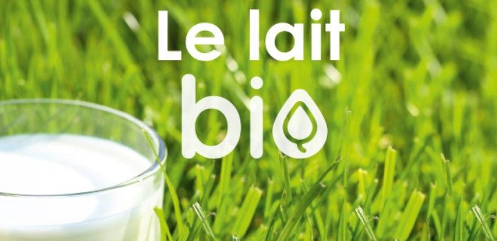 Le lait Bio :  Ingredia s'engage pour un mode de production durable et la protection de la nature