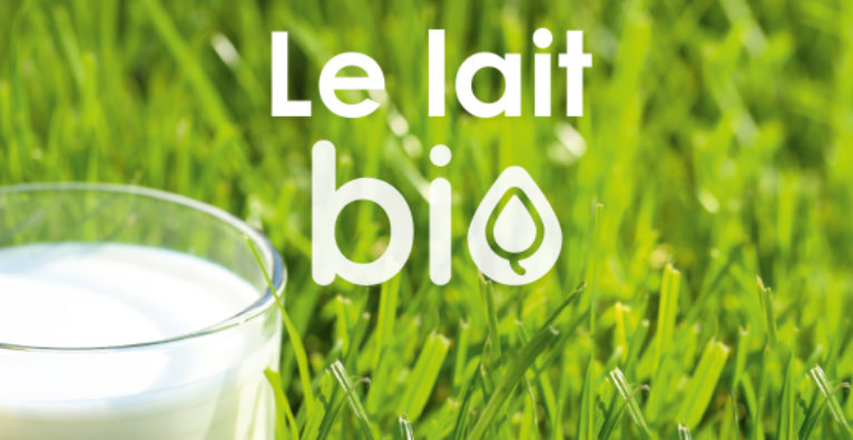 Le lait Bio :  Ingredia s'engage pour un mode de production durable et la protection de la nature