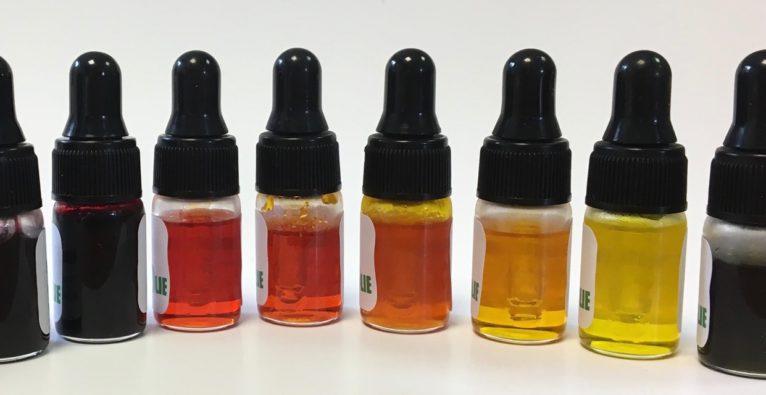 Biolie a mis au point des colorants naturels certifiés COSMOS Bio
