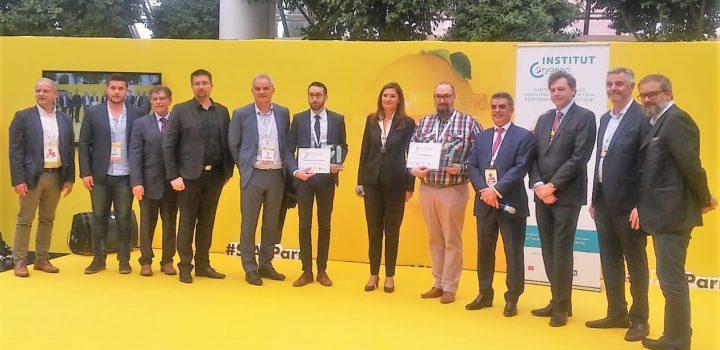 Bonabio lauréat des Trophées de la performance énergétique de l'agroalimentaire