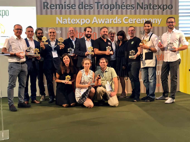 Remise des Trophées Natexpo 2018