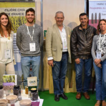 La filière Chia de France au salon Natexpo 2018