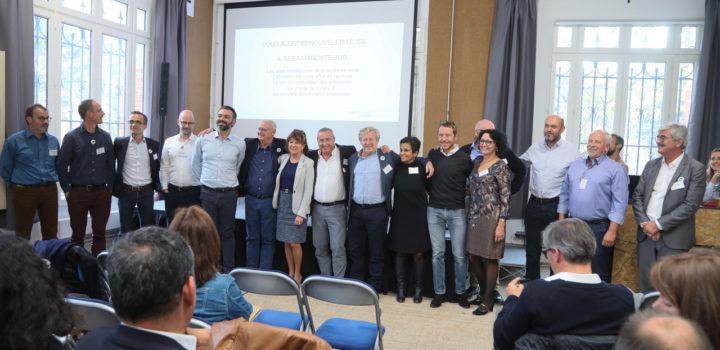 Le SYNABIO renouvelle son ambition collective et son projet pour la bio