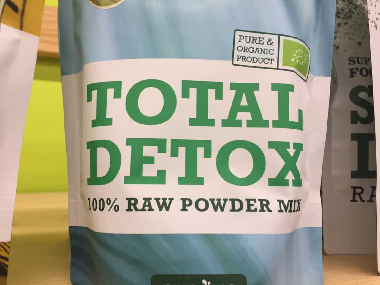 Tendance Détox : une aubaine pour les ingrédients végétaux biologiques