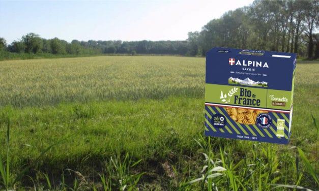 Pâtes bio de France zéro résidu de pesticides : Alpina Savoie s'engage au delà du bio