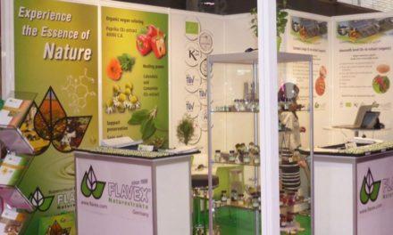 FLAVEX présentera ses extraits naturels biologiques à Natexpo