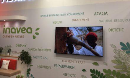 inavea marque l'engagement de Nexira pour des ingrédients bio et durables