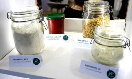 VP Ingredients dévoile PROTEINEL, protéines végétales d'origine naturelle