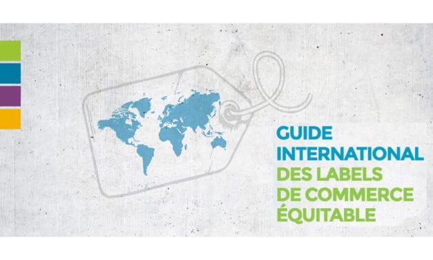 Sortie d'un Guide International des labels de Commerce Equitable