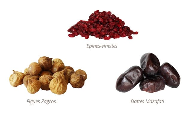 Agro Sourcing propose une gamme exclusive de fruits secs bio d'Iran