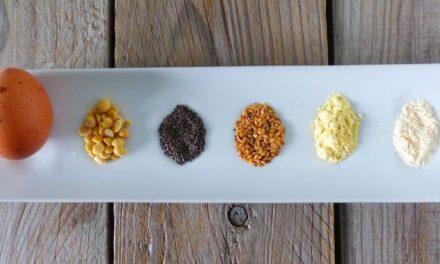 Comment substituer les œufs dans les formulations végétales ?